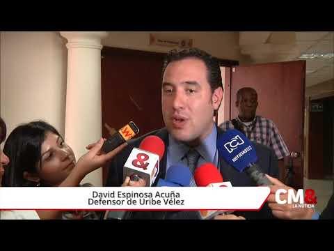 'Es impertinente escuchar al senador Uribe como testigo': Fiscalía