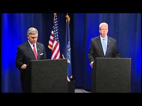 55th Senate District debate: O'Brien versus Funke