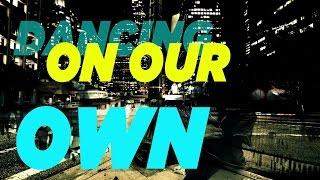 Showtek & Brooks - On Our Own (ft. Natalie Major) [Official Lyric Video]