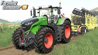 Pomagam sąsiadowi - Farming Simulator 19 | #8