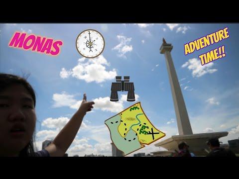 Adventure to MONAS!!! (Jakarta) part 1