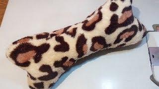 Сшить ортопедическую подушку-косточку(Удобная, ортопедическая подушка-косточка обязательно понравится вашей шее . Ее можно взять с собой в дорогу..., 2014-01-12T17:56:08.000Z)
