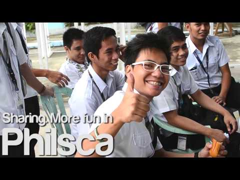 It's More Fun in Philsca ( Philippine State College of Aeronautics )