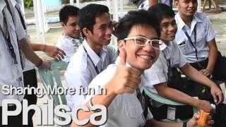 It's More Fun In Philsca ( Philippine State College Of Aeronautics )