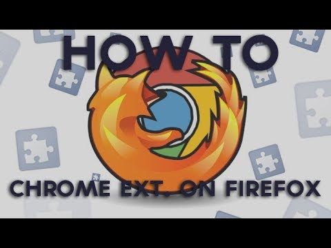 how to make a firefox extension