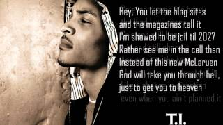 T.I. - No Matter What (Lyrics HD)