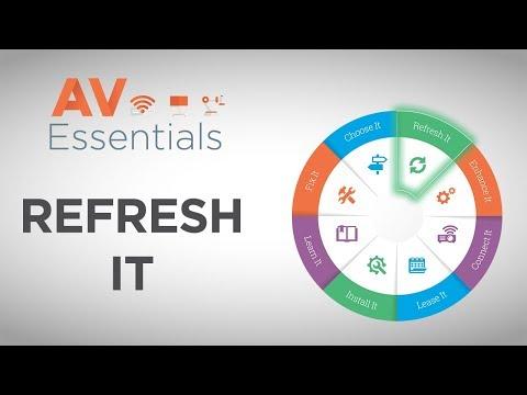 AV Essentials - Refresh It