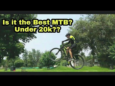 Testing Vyper mark ii at MTB Park