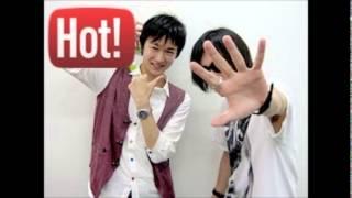 声優の鈴木達央さんと逢坂良太さんのトークです。 逢坂くんが何か緊張し...