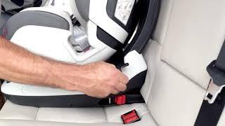Автокресло Vento фирмы Coletto установка в машину на сайте DonKarapuz com
