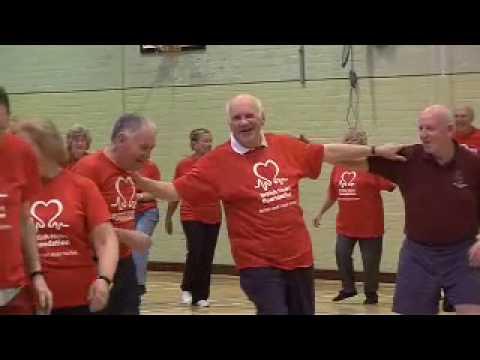 British Heart Foundation - Cardiac Rehabilitation Campaign Scotland