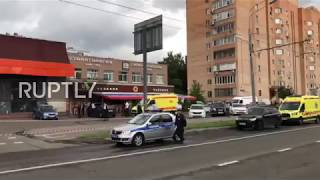 Russia: One injured in Moscow hostage situation