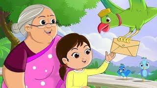 नानी तेरी मोरनी - 2 | Nani Teri Morni Ko Mor | FunForKidsTV - Hindi Rhymes