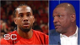 Kawhi Leonard 'is the most like Jordan that we've seen' - Doc Rivers | SportsCenter