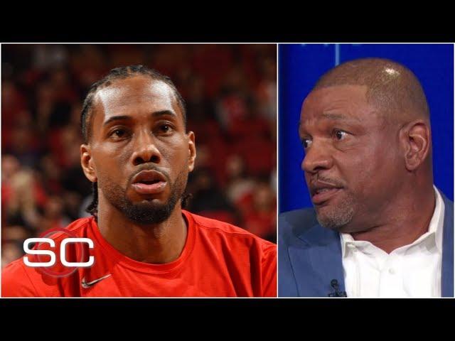 Kawhi Leonard is the most like Jordan that weve seen - Doc Rivers | SportsCenter