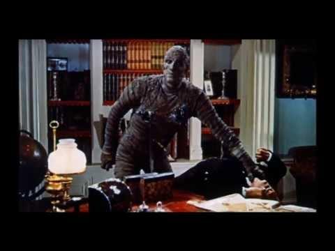 La Momia (The Mummy) (Terence Fisher, Reino Unido, 1959) - Trailer