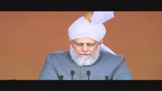 Jalsa Salana UK 2011: Concluding Address (Urdu)