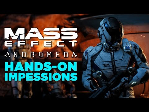 Playing Mass Effect: Andromeda Left Us Conflicted