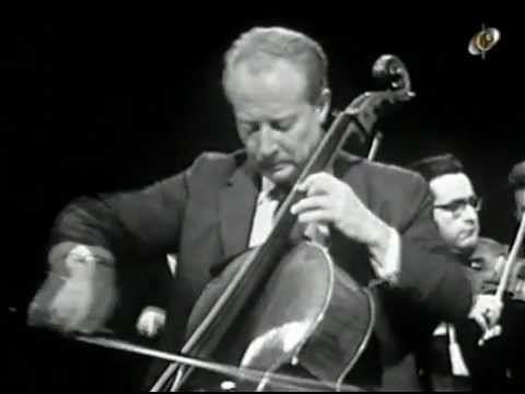 Fournier - Saint Saens, Cello concerto in A min