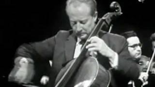 Fournier - Saint Saens, Cello concerto in A min