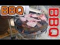 【BBQ】真冬にバーベキュー【キャンプ飯】【バーべ缶】