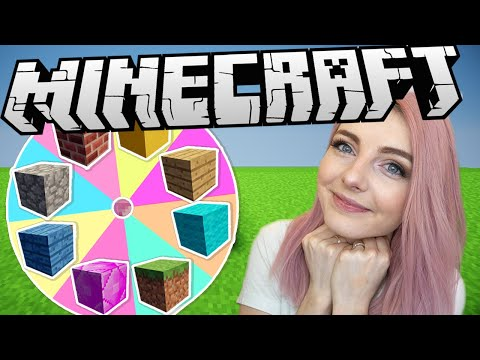 Spinning A Wheel To Decide My Minecraft House