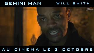 GEMINI MAN Bande Annonce VF # 2 Nouvelle, 2019 Will Smith, Science Fiction