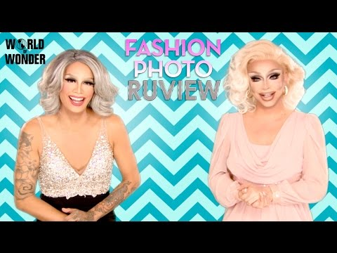 Oscars 2016: RuPaul's Drag Race Fashion Photo RuView with Raja and Raven
