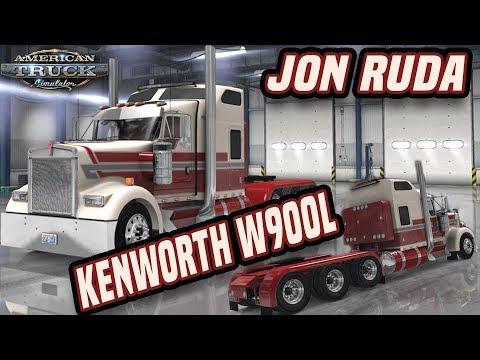 KENWORTH W900L - HIGH WAY KILLER | MOD SHOWCASE | AMERICAN TRUCK SIMULATOR