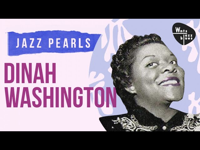 Dinah Washington - Dinah Washington Sings Jazz & Blues Hits