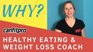 Why get canfitpro's healthy eating & weight loss coach certification? because it's accessible all across canada, affordable, and it will boost your care...