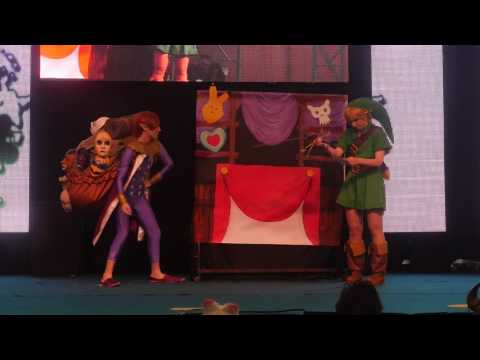 related image - Toulouse Game Show Springbreak 2017 - Cosplay Dimanche - 10 - Majora Mask