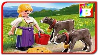 Playmobil Special plus 4778 + 4794  Noi locatari la casa padurarului cu animale domestice unboxing s