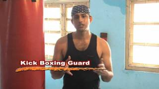 How to Guard during KickBoxing