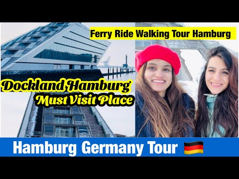 Germany Hamburg Tourist Attractions Dockland Hamburg Ferry Ride Walking Tour Life in Germany