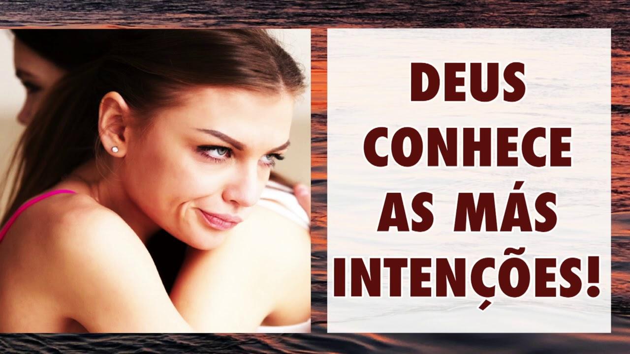 DEUS CONHECE AS MÁS INTENÇÕES DO CORAÇÃO! | PR.FLAVIO DINIZ - PREGAÇÕES.