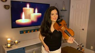 UNCHAINED MELODY//LIVE MUSIC VIDEO//Lindsay Deutsch Violin
