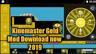 Gambar cover KINEMASTER GOLD Mod 2019|| 1000% sure