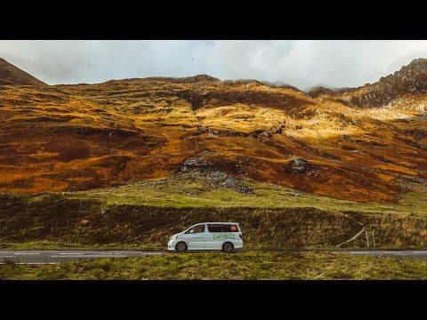 Living & Touring Europe In A Camper Van: Getaway Van Rental Experience [Review]