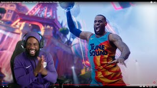 THIS LIT! Space Jam: A New Legacy - Official Trailer (2021) LeBron James, Don Cheadle