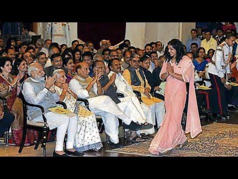 Dipa Karmakar, Sakshi Malik amongst Padma Shri recipient