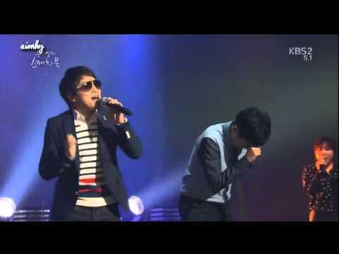 130222 Cha Tae Hyun & Hong Kyung Min Stage