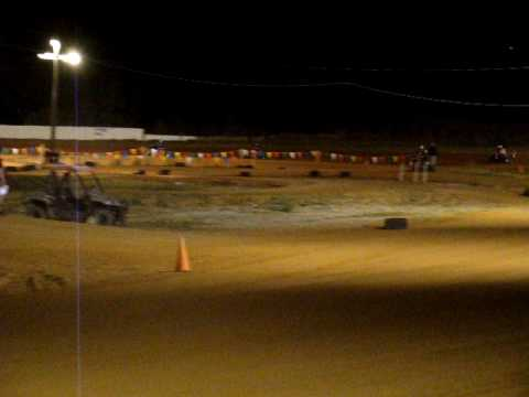 Thunder Bowl Speedway Ocala Florida Outlaw Flat-track ProAm race