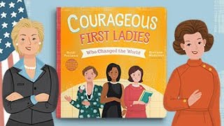 Lileina Joy: COURAGEOUS FIRST LADIES Animated Storybook Preview (C) VOOKS