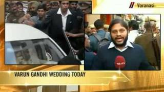 Varun Gandhi-Yamini Roy wedding today