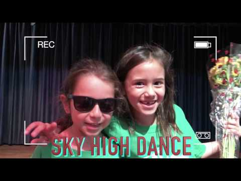 Kamilahthon's Sky High Dance Kids Talent Pre Birthday Show!