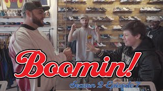 Boomin! Round Two the Show S2 Ep7