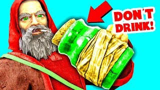 NEVER TAKE ANYTHING FROM THIS GUY IN ARK SURVIVAL EVOLVED!