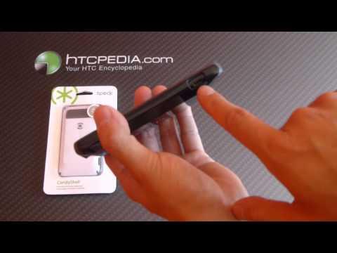 HTC Vivid 4G, Raider 4G, Velocity 4G Speck CandyShell Case