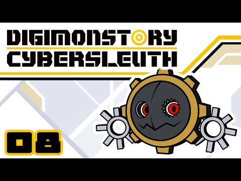How Do I Girlfriend? - Let's Play Digimon Story Cyber Sleuth - Gameplay Part 8